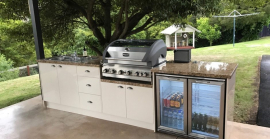 New BBQ and Outdoor Kitchens
